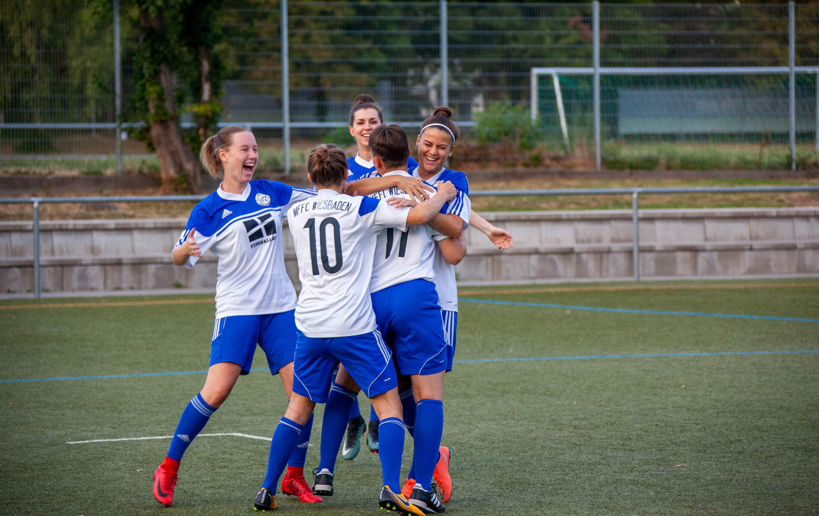Frauenfußball Wiesbaden